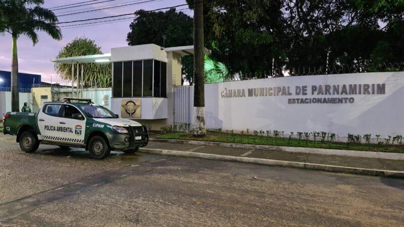 Justiça libera vereadores presos na Operação Dízimo