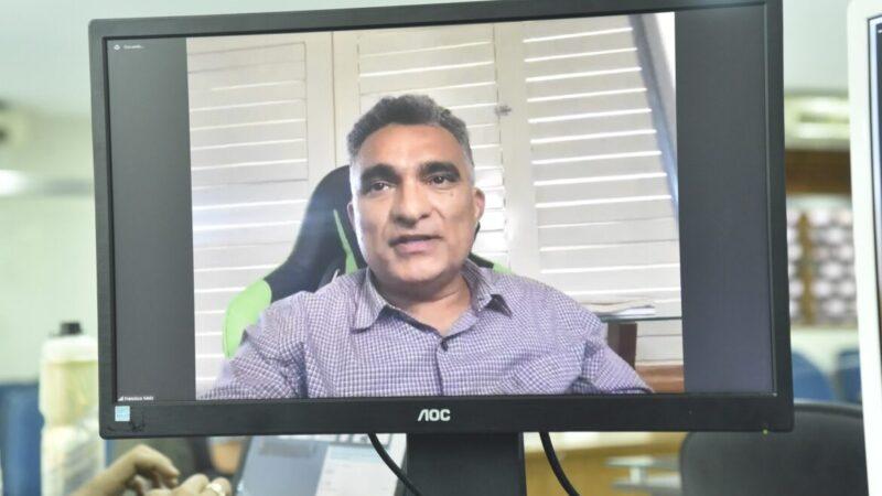 Professor Francisco Carlos reforça necessidade de atualização do Plano Diretor de Mossoró