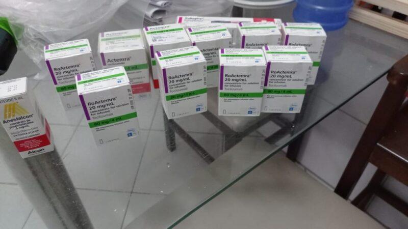 Operação do MPRN prende homem suspeito de vender remédio clandestino para Covid-19