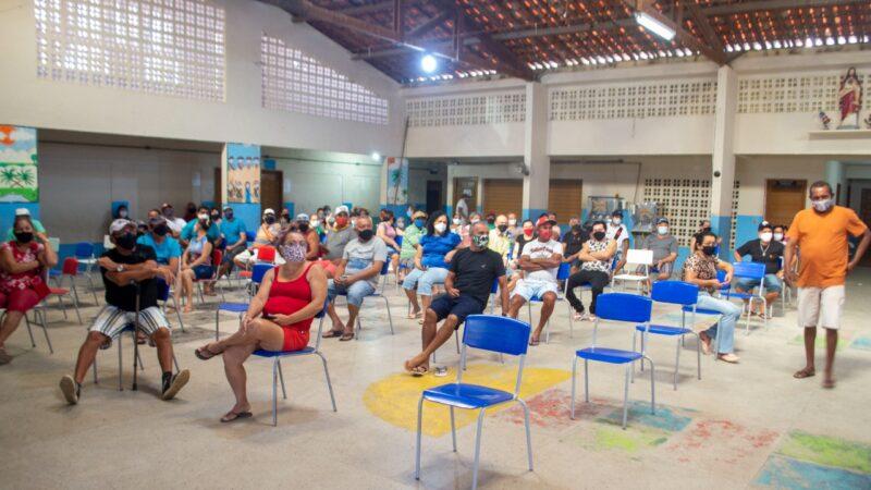 Dia D de vacinação imuniza 200 pessoas contra covid19 em Grossos