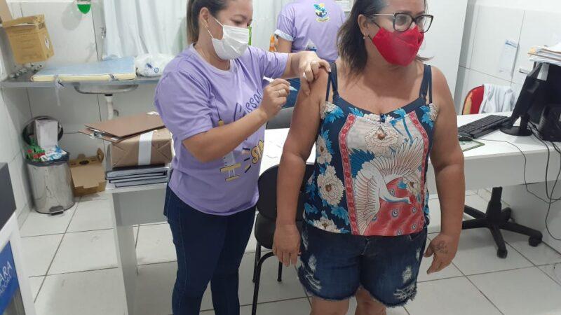 """Prefeitura de Grossos realiza dia """"D"""" de Vacinação contra Influenza neste sábado (19)"""