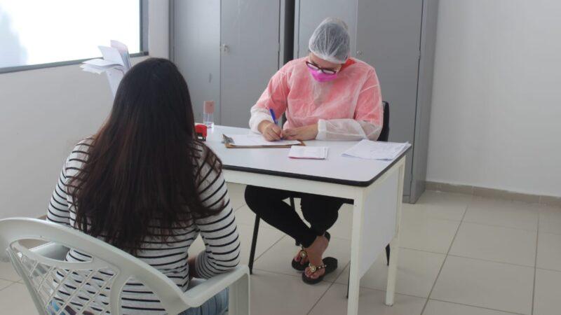 Secretaria de Saúde intensifica trabalho de combate ao coronavírus no bairro Leandro Bezerra em Caraúbas