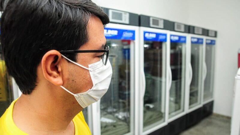 Mossoró recebe  oito refrigeradores especiais para armazenamento de vacinas