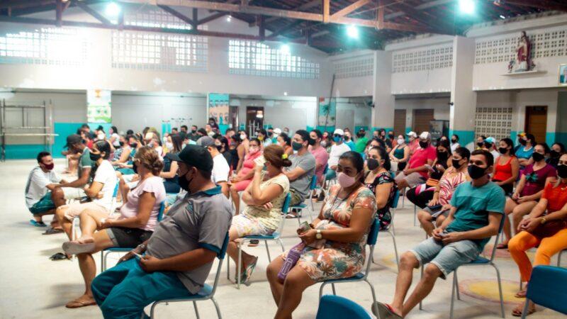 Covid-19: 117 pessoas foram imunizadas em Grossos nesta quinta (29)