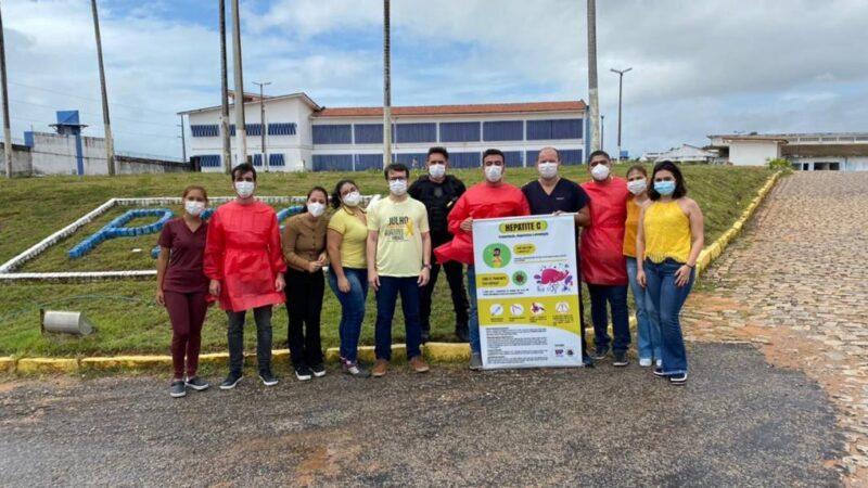Cerca de 2 mil reclusos de Alcaçuz serão testados para Hepatites