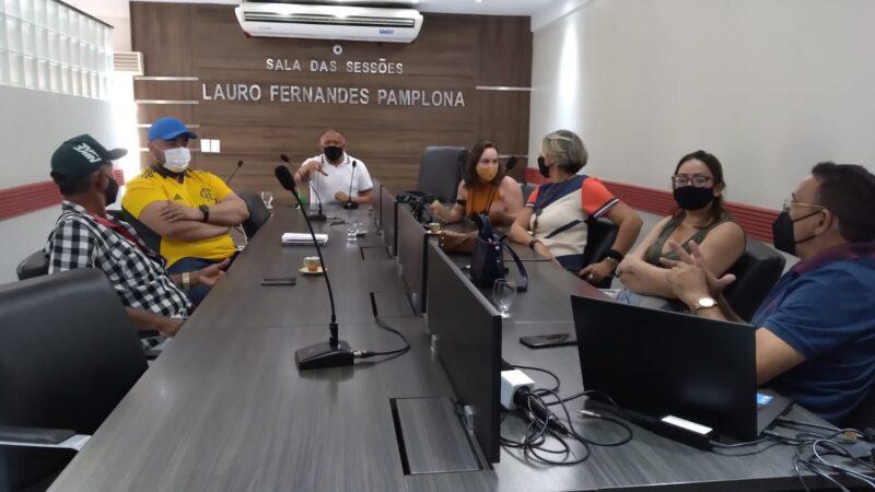 Câmara e Sociedade discutem PL que criará Casa de Apoio para Animais de Rua em Caraúbas