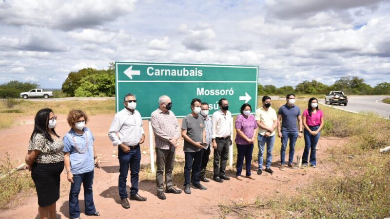 Governadora entrega obras do Complexo Rodoviário da Castanha