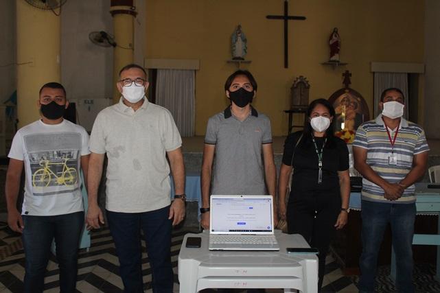 Equipe da Vigilância Sanitária de Caraúbas participa de curso introdutório de qualificação