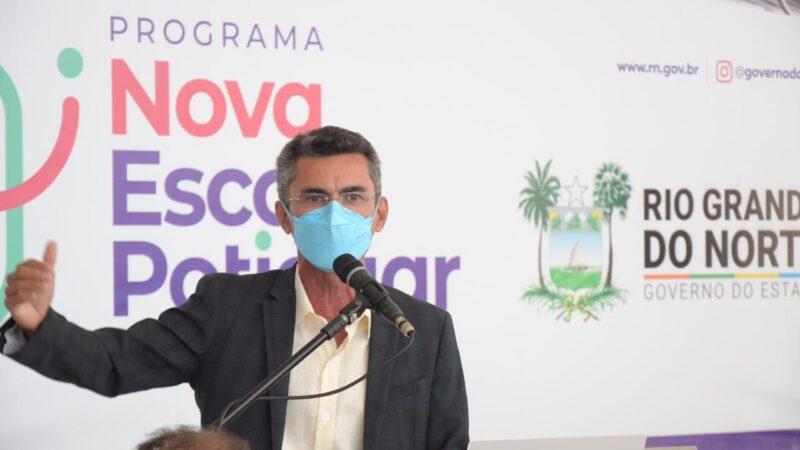 """""""É a maior revolução na história da educação do RN"""", comemora Francisco do PT o lançamento do programa Nova Escola Potiguar"""