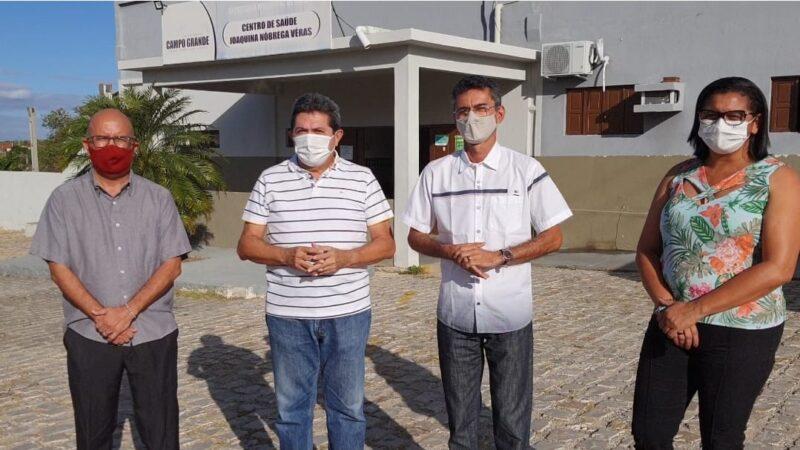 Emenda de R$ 80 mil do deputado Francisco do PT já está na conta da Prefeitura de Campo Grande