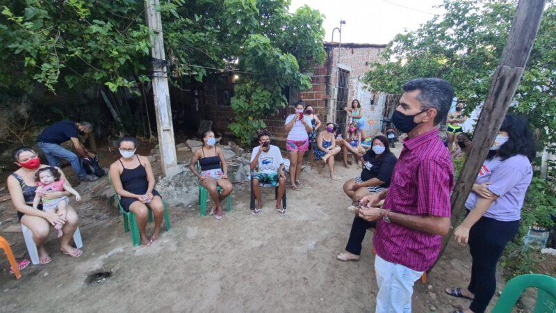 Projeto do deputado Francisco do PT cria o programa PRATO SOLIDÁRIO RN, com objetivo de ajudar famílias carentes do Estado