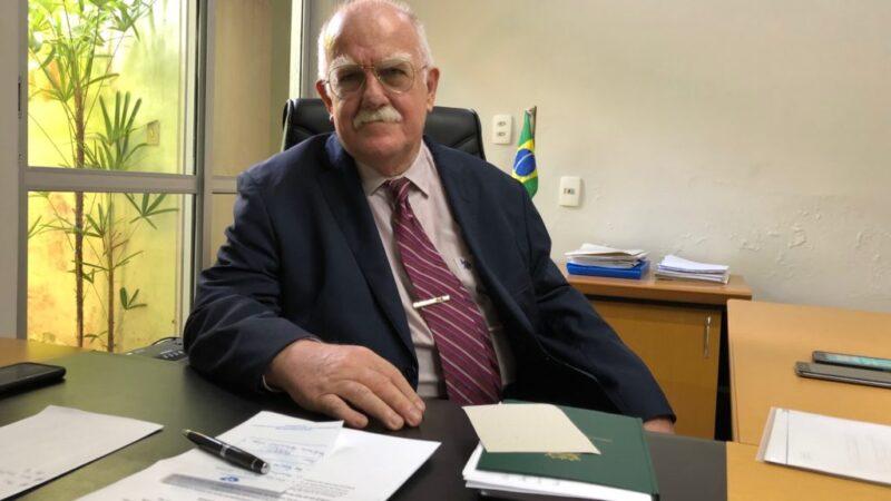 Diretor-Presidente da Codern renuncia ao cargo