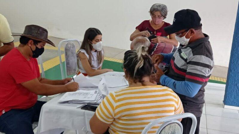 Parceria entre Prefeitura e Estado possibilita empréstimos para agricultores familiares em Caraúbas