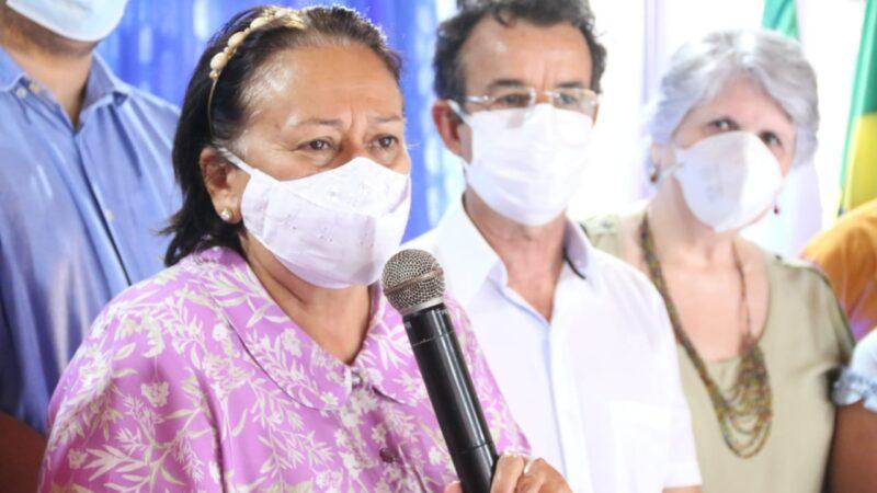 Governadora entrega Escola Domitila Noronha reestruturada em Serrinha