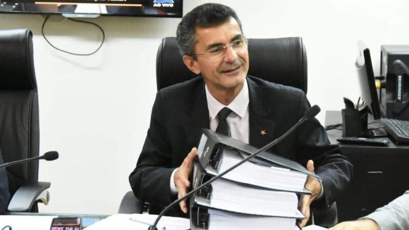 Balanço: Deputado Francisco do PT foi o parlamentar que mais apresentou projetos no primeiro semestre de 2021