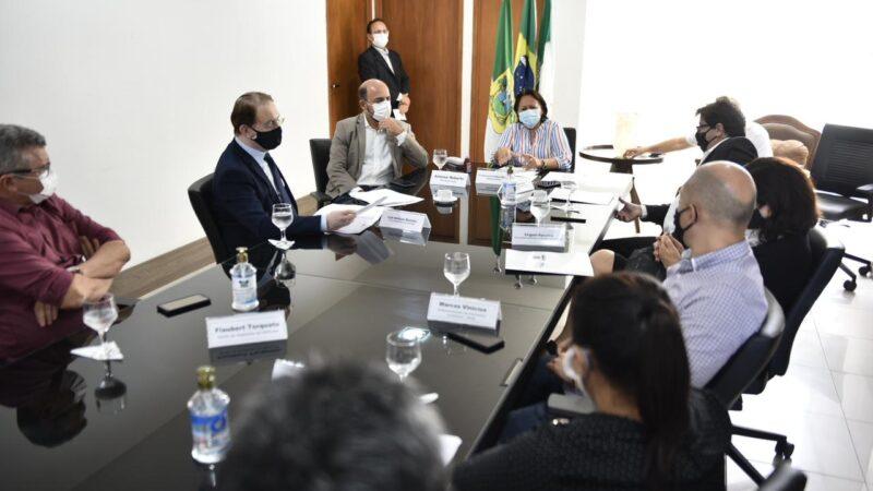 Governo do RN recebe estudo social sobre situação da Vila Alcanorte