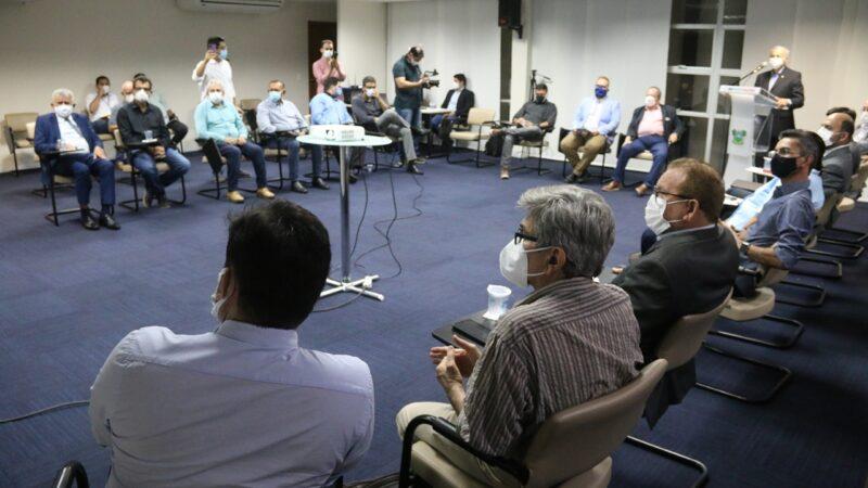 Governo do RN discute política de apoio ao cooperativismo