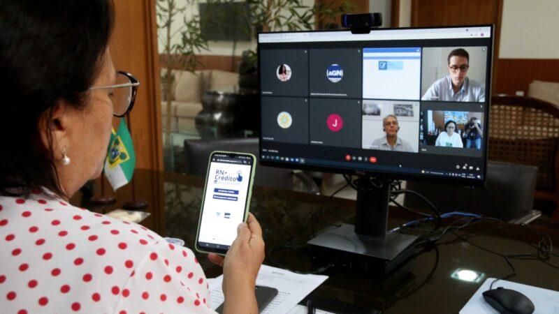 AGN lança aplicativo de crédito para empreendedores do RN