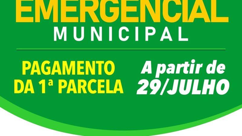 Prefeitura de Patu paga 1ª parcela do Auxílio Emergencial Municipal