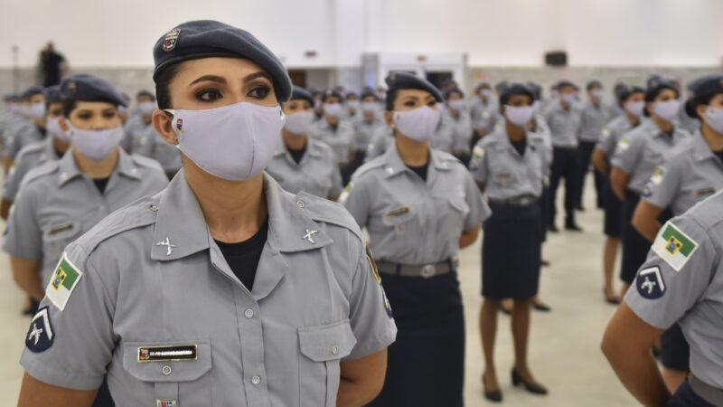 Projeto de paridade de gênero na Polícia Militar é aprovada na Assembleia Legislativa