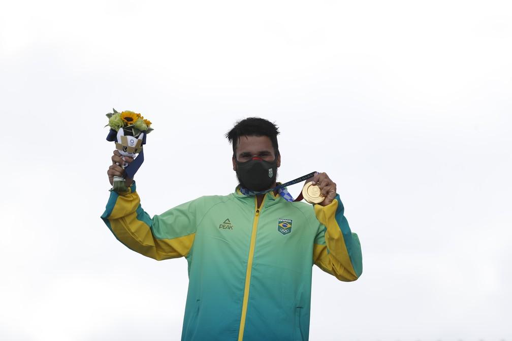 É Ouro! Ítalo Ferreira é o primeiro atleta do RN a conquistar a medalha de ouro em Olimpíadas