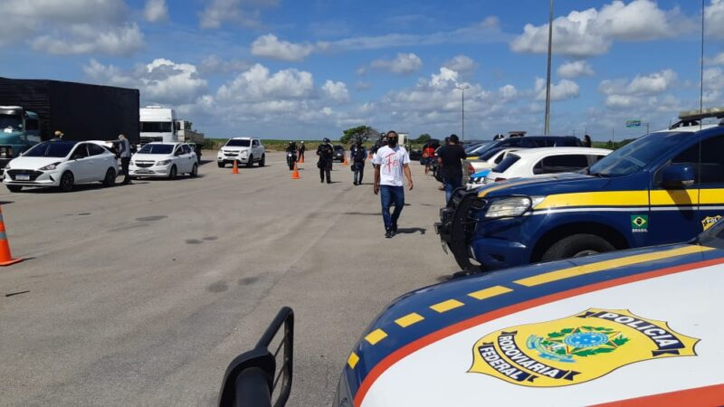 Operação Divisas resulta em 27 detidos e meio milhão de reais em mercadorias apreendidas