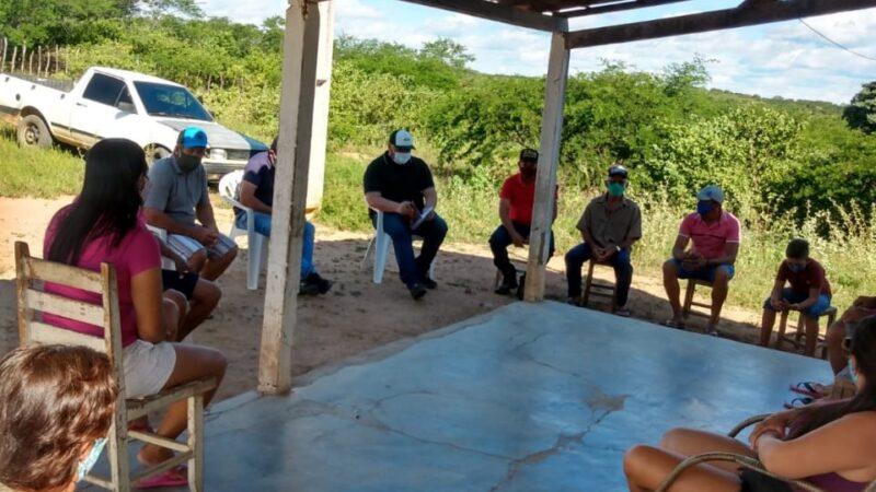 Parceria da Prefeitura de Caraúbas e Governo do RN disponibiliza linha de crédito para agricultura familiar