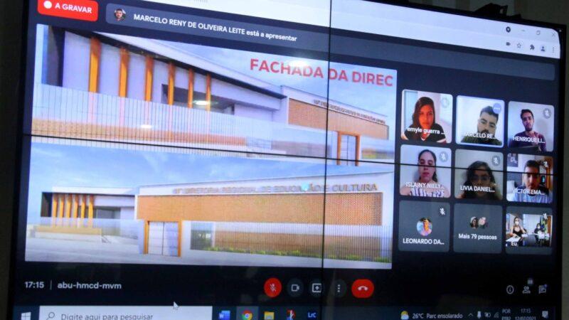 Governadora garante apoio à reforma de complexo educacional em Pau dos Ferros
