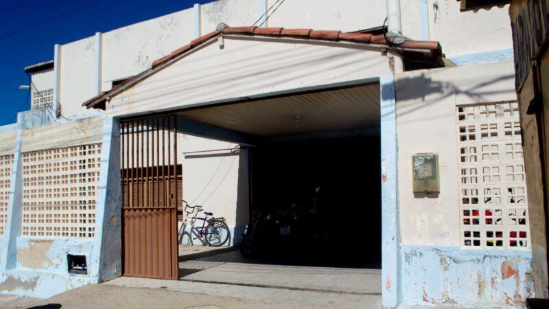 Prefeitura inicia reparos na Escola Sagrado Coração de Jesus em Grossos