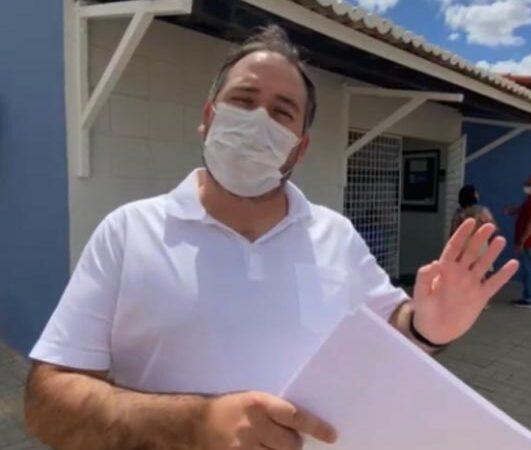UBS 'Chico Porto' é reformada com recursos de emenda do deputado Beto Rosado