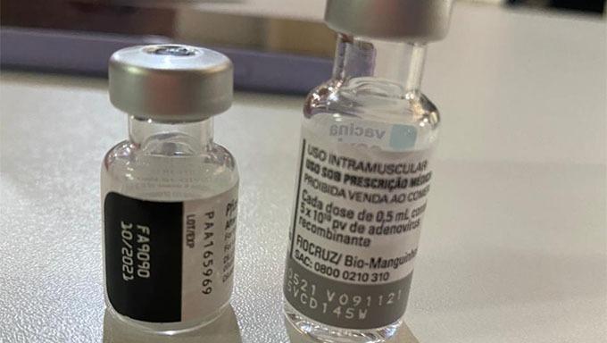 Grossos não aplicou vacinas contra a Covid-19 fora do prazo de validade