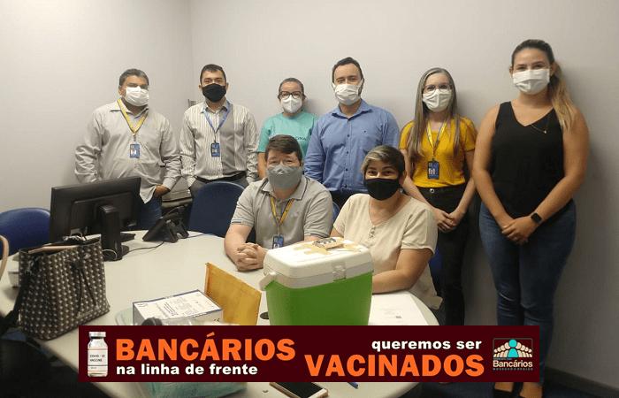 Prefeitura de Caraúbas atende pleito de Sindicato dos Bancários