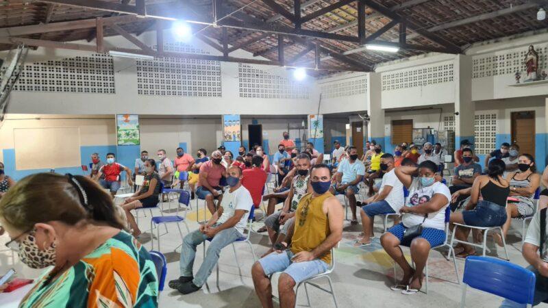 Covid-19: Grossos vacinou pessoas 43+ sem comorbidades e demais grupos prioritários na terça (6)