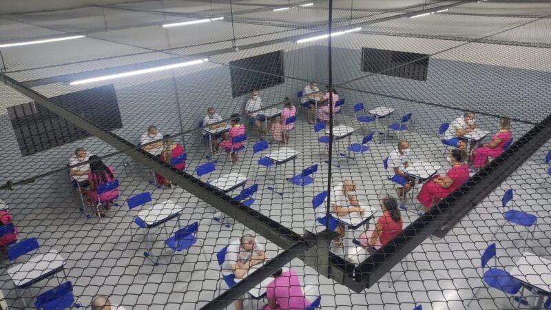 Penitenciária de Mossoró retoma visitas presenciais