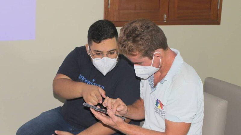 Agentes Comunitários de Saúde de Patu participam de treinamento