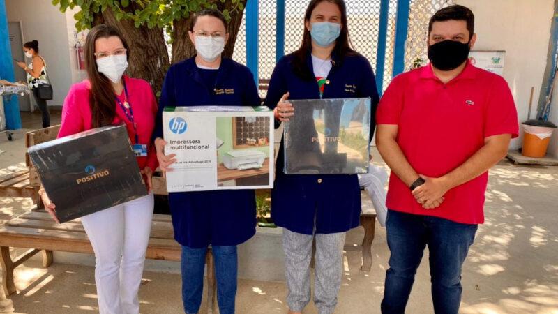 Hospitais públicos do RN recebem doações de equipamentos