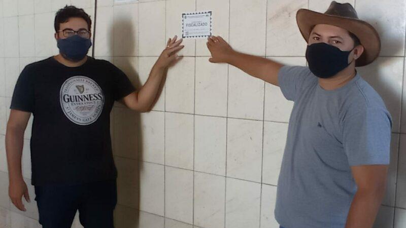 Conselho de Veterinária do RN  emite Selo de autenticidade Sanitária para abatedouro de Caraúbas