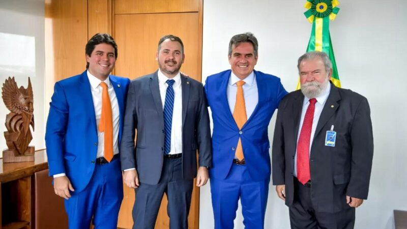 Deputado Beto Rosado assume comando do Progressistas no RN