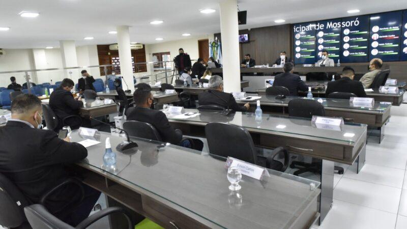 Sessões da Câmara Municipal de Mossoró estão sendo retomadas