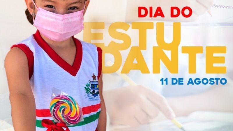 Mensagem do Secretário de Educação Francisco Antônio a todos os Estudantes de Caraúbas