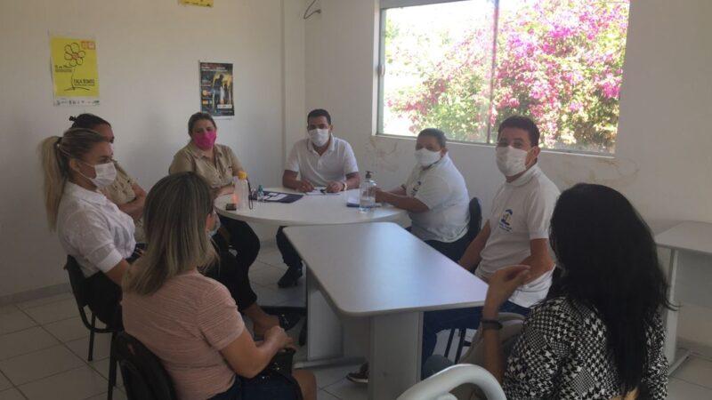 Creas reúne Rede de Apoio para discutir metas e estratégias de ações em Caraúbas