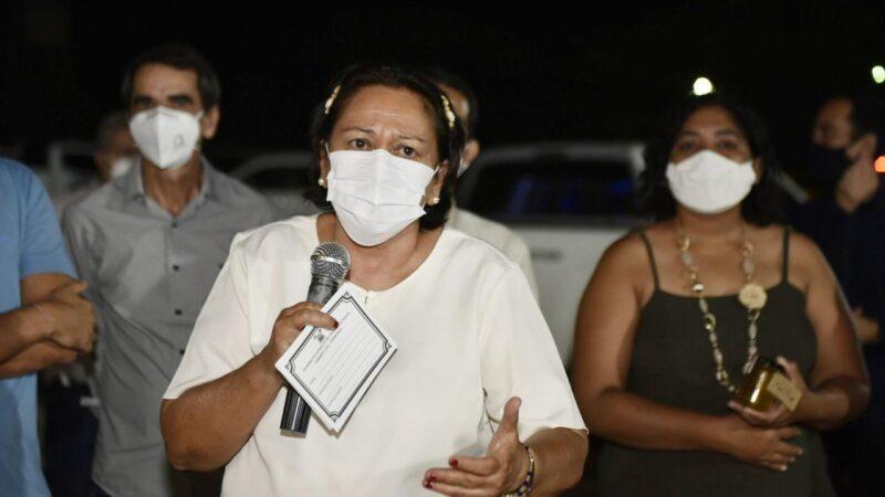 Unidade de beneficiamento de mel de Jandaíra recebe vistoria da governadora