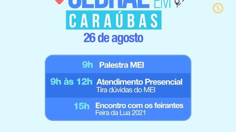 Prefeitura de Caraúbas realizará encontro com empreendedores e Sebrae nesta quinta-feira(26)