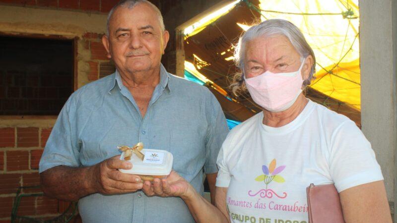 Grupo de Idosos Amantes das Caraubeiras comemora 28 anos de fundação em Caraúbas