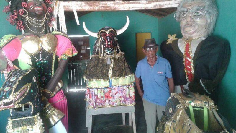 João de Arthur: Folclorista patuense mantém viva a tradição do Boi de Reis