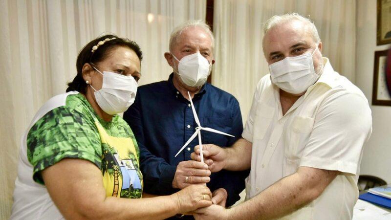 Presença de Lula no RN movimenta bastidores da politica potiguar