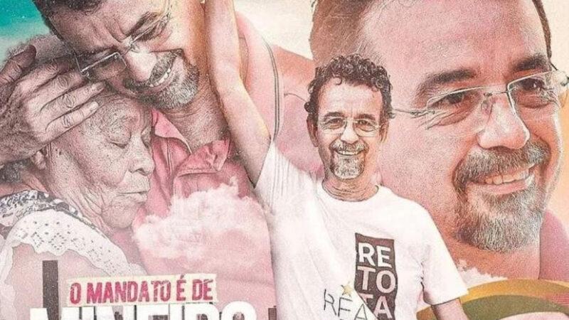 Fernando Mineiro divulga nota sobre parecer da PGR em relação a dovolução do seu mandato