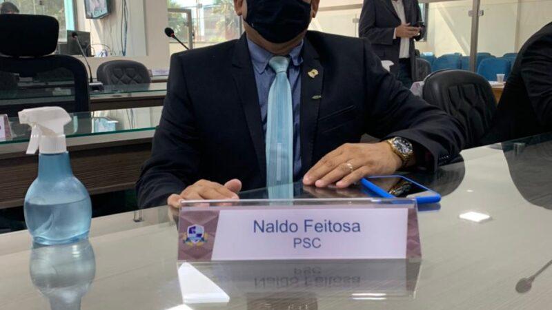 Vereador Naldo Feitosa protocola PL que visa campanha permanente contra o Cyberbullying em Mossoró