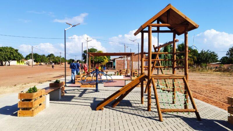 Parceria Echonergia e Prefeitura de Serra do Mel viabiliza projeto social com novos espaços