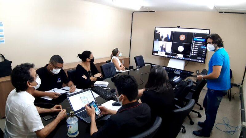 Queijeiras: Governo Cidadão reúne participantes do Edital de Leite para avançar na finalização de obras